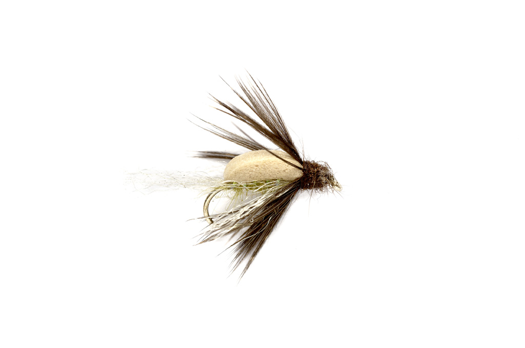Bastian Float Caddis Emerger Olive