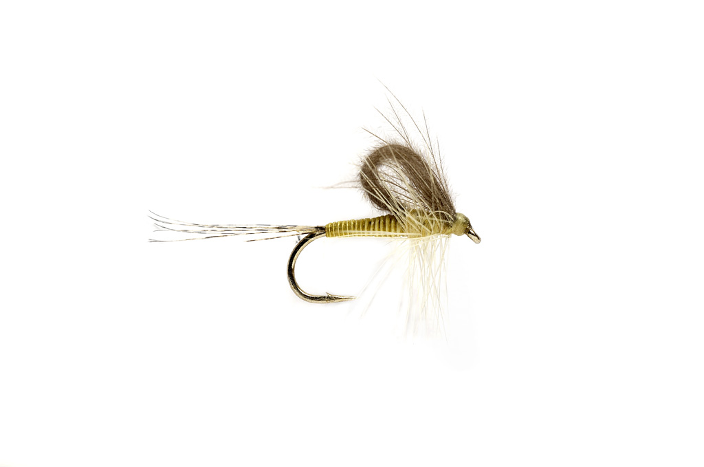 CdC Loopwing Quill Emerger Sulphur