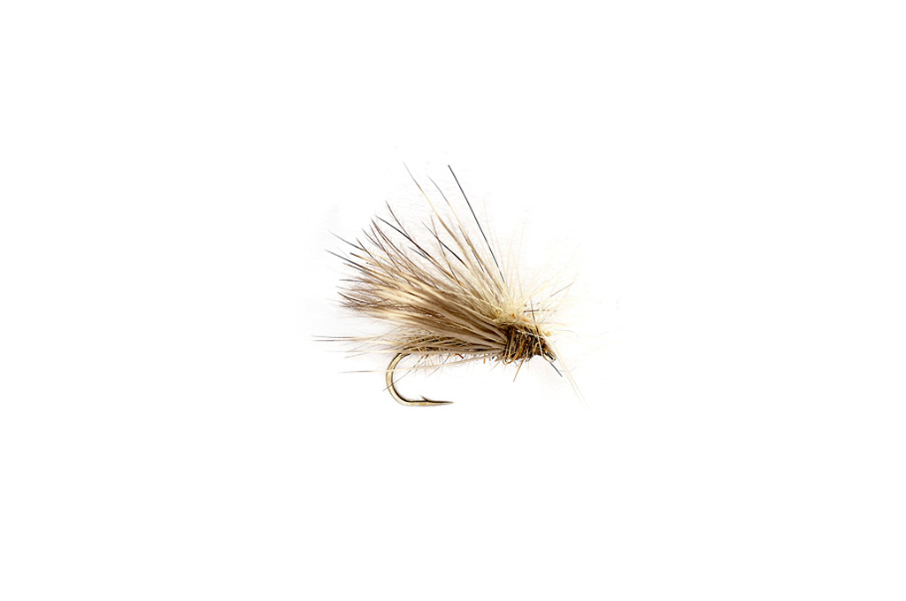 Splitsville Caddis Tan