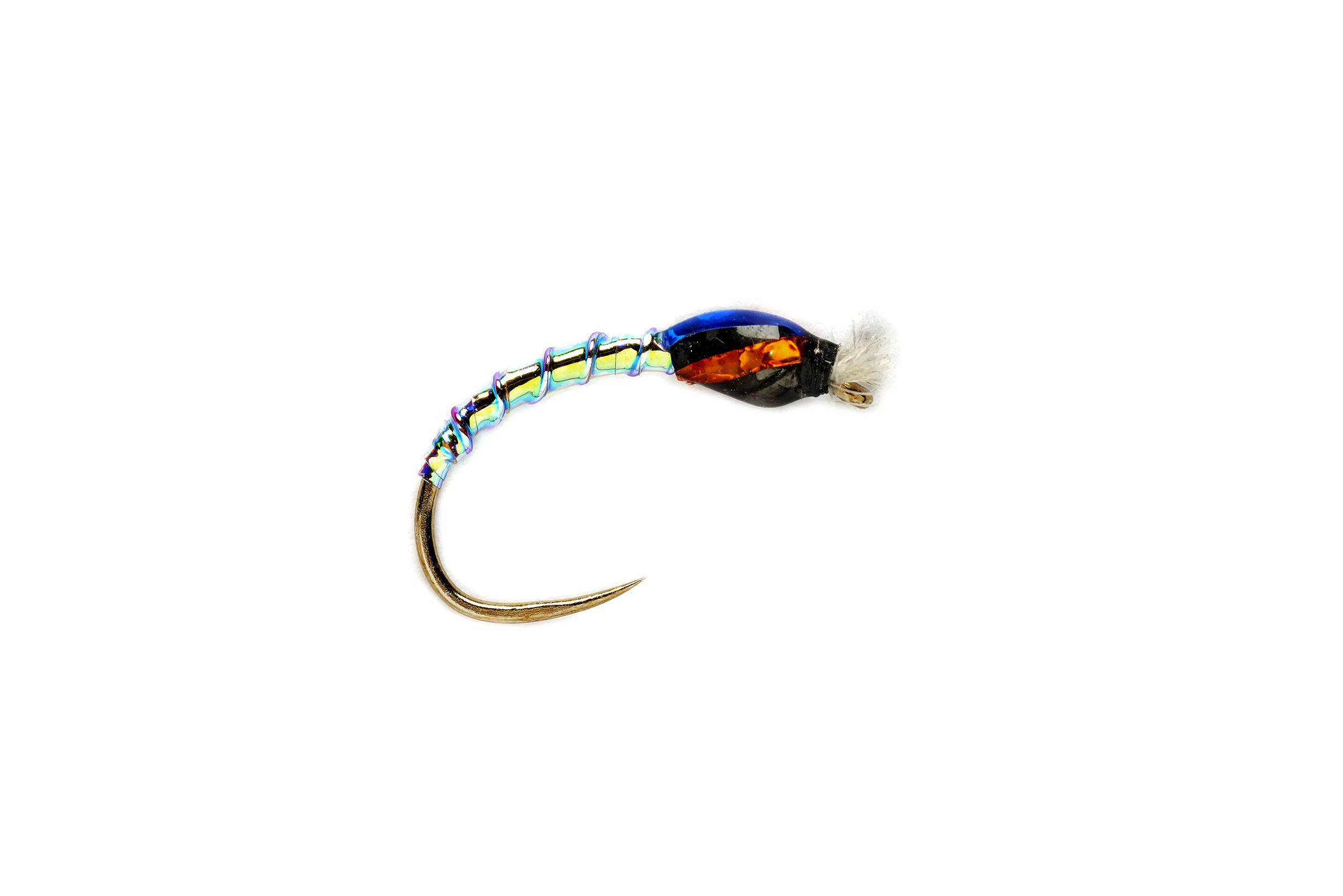 Oil Slick Buzzer Opal & Black (BH)