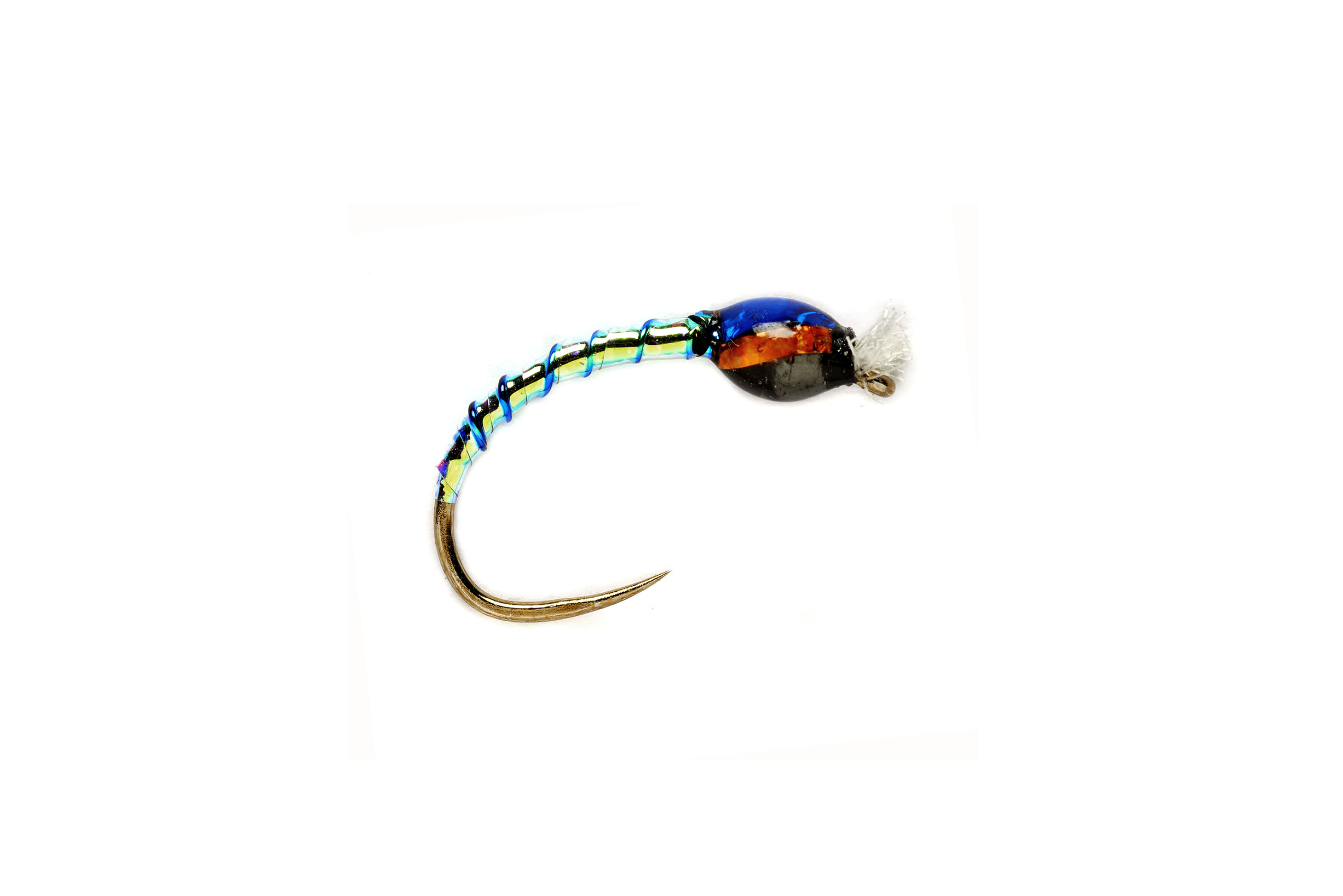 Oil Slick Buzzer Opal & Red (BH)