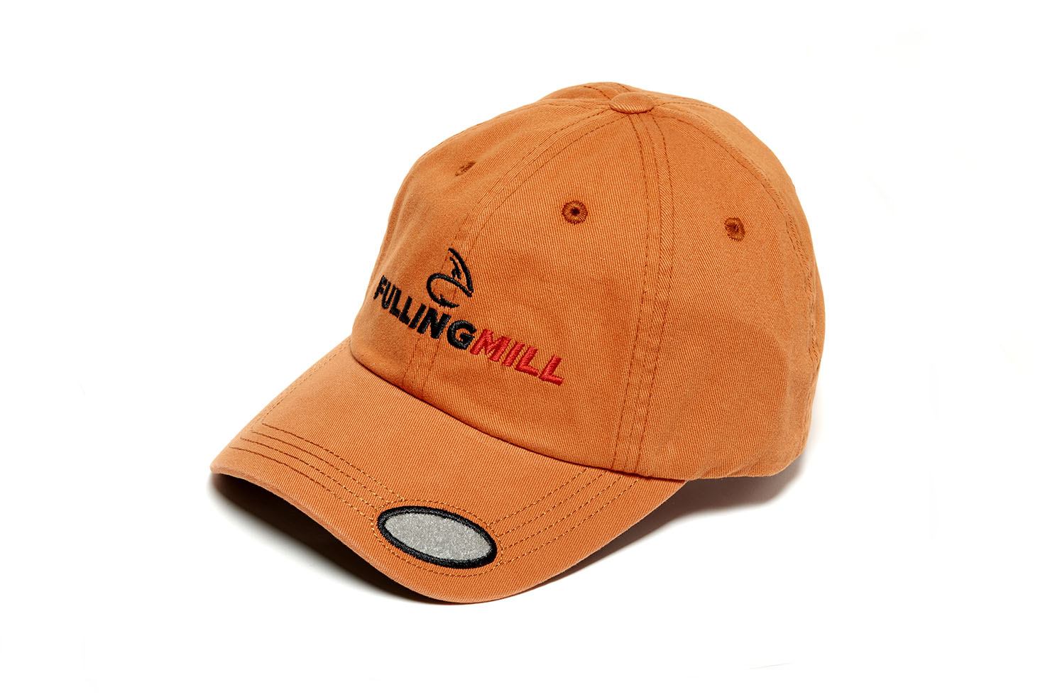 Fly Patch Cap Orange