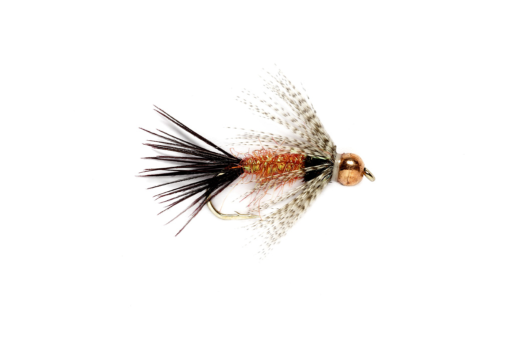 Crystal Soft Hackle Copper (BH)