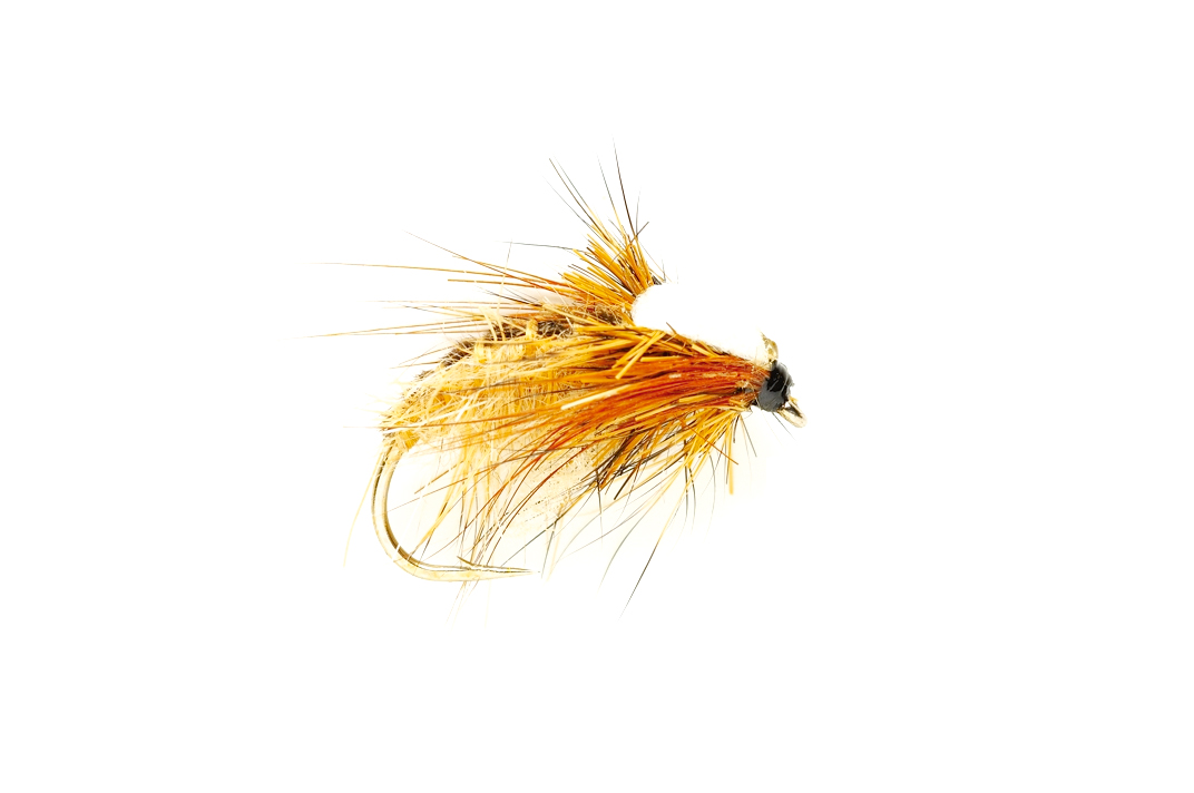 Tan Hatchin Caddis