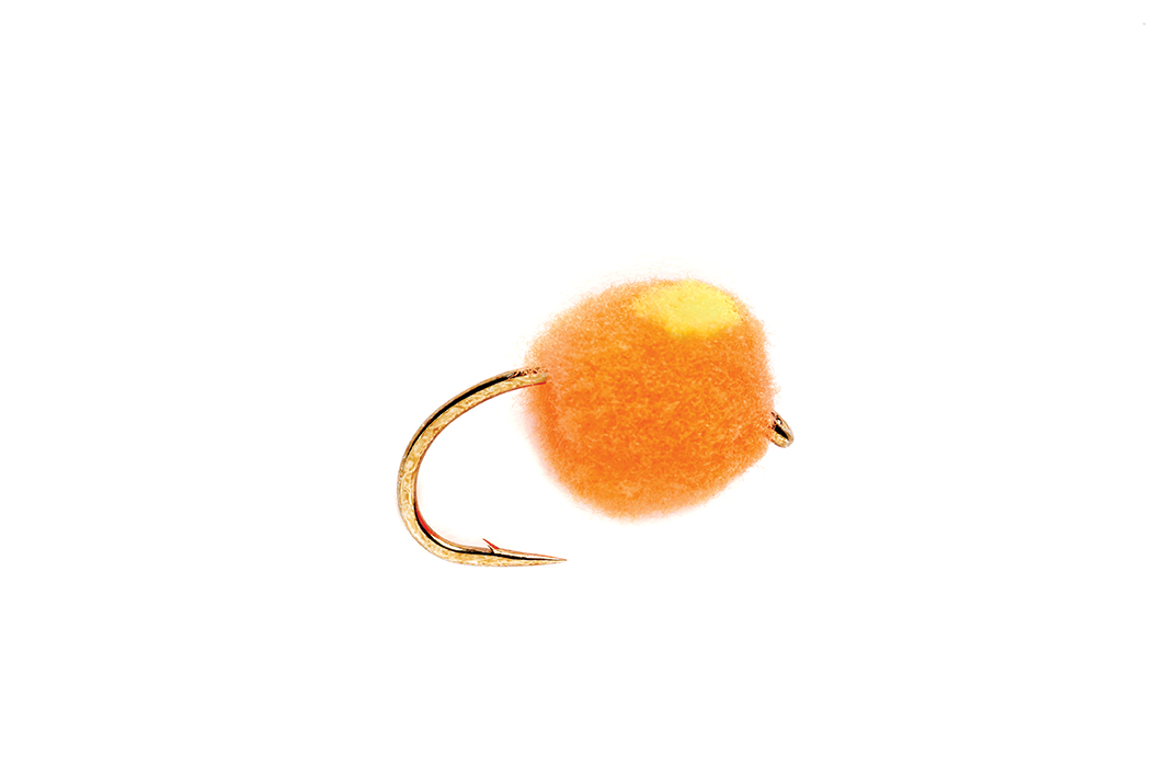 Egg Fly Orange