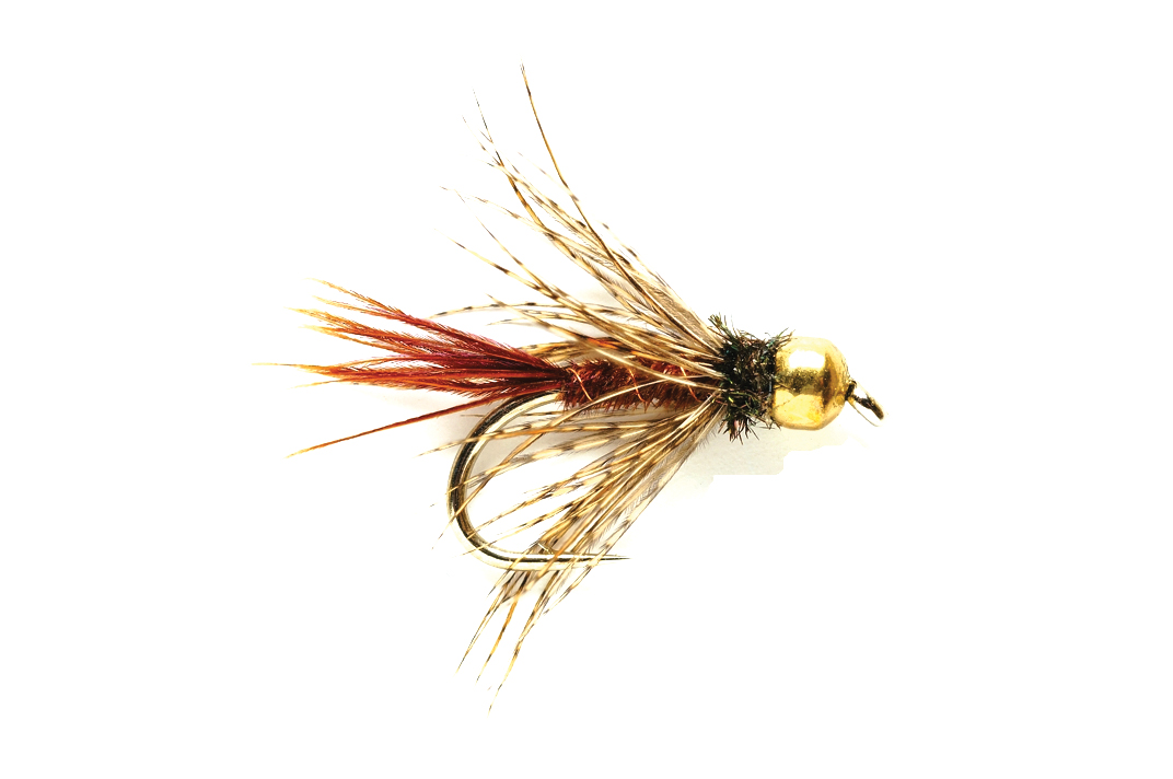 Pheasant Tail Soft Hackle (TBH)