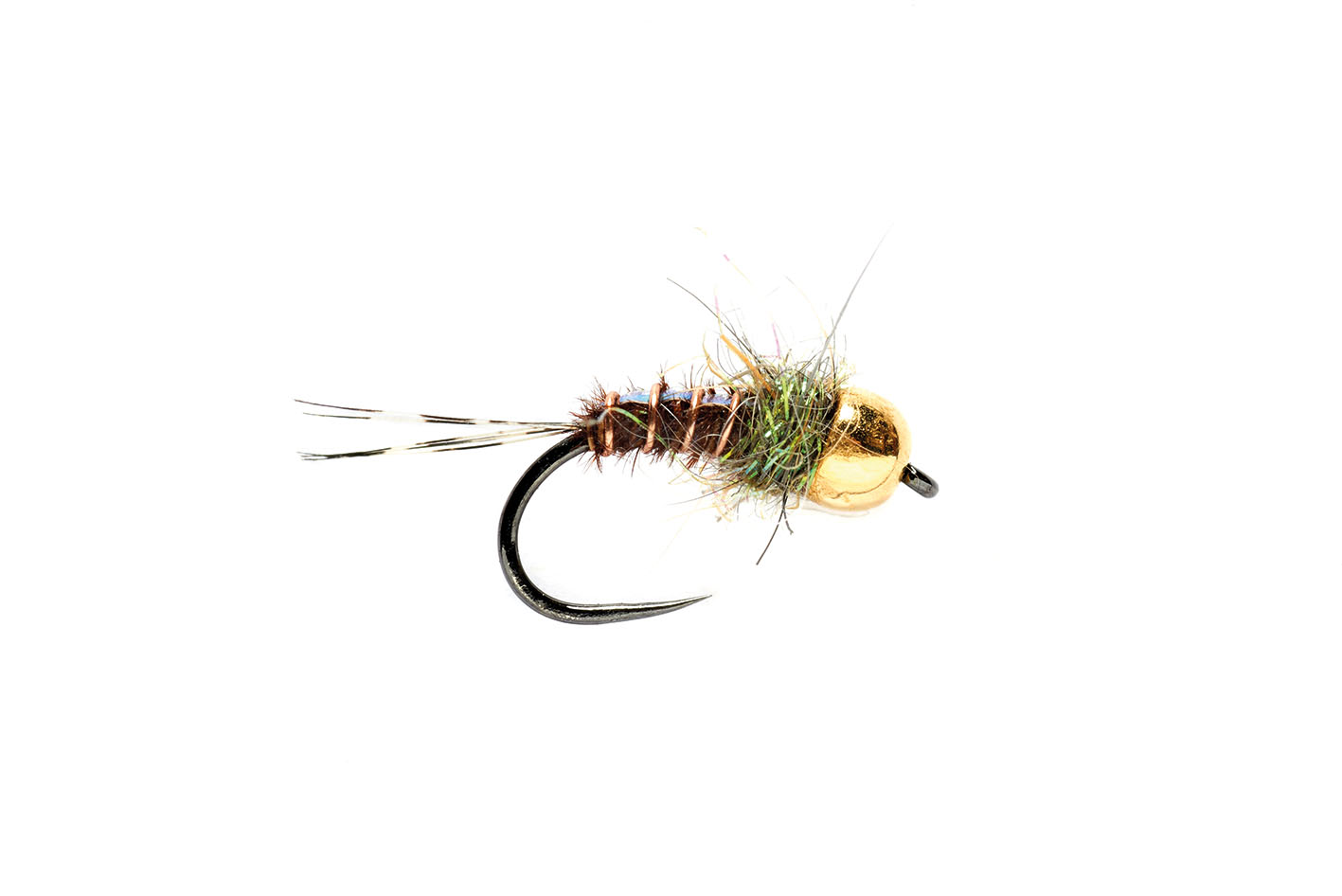Pheasant Tail Flashback (TBH) Barbless