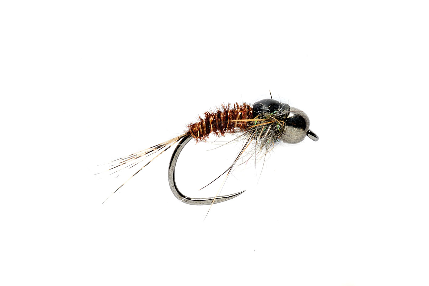 Pheasant Tail Grub (TBH) Barbless
