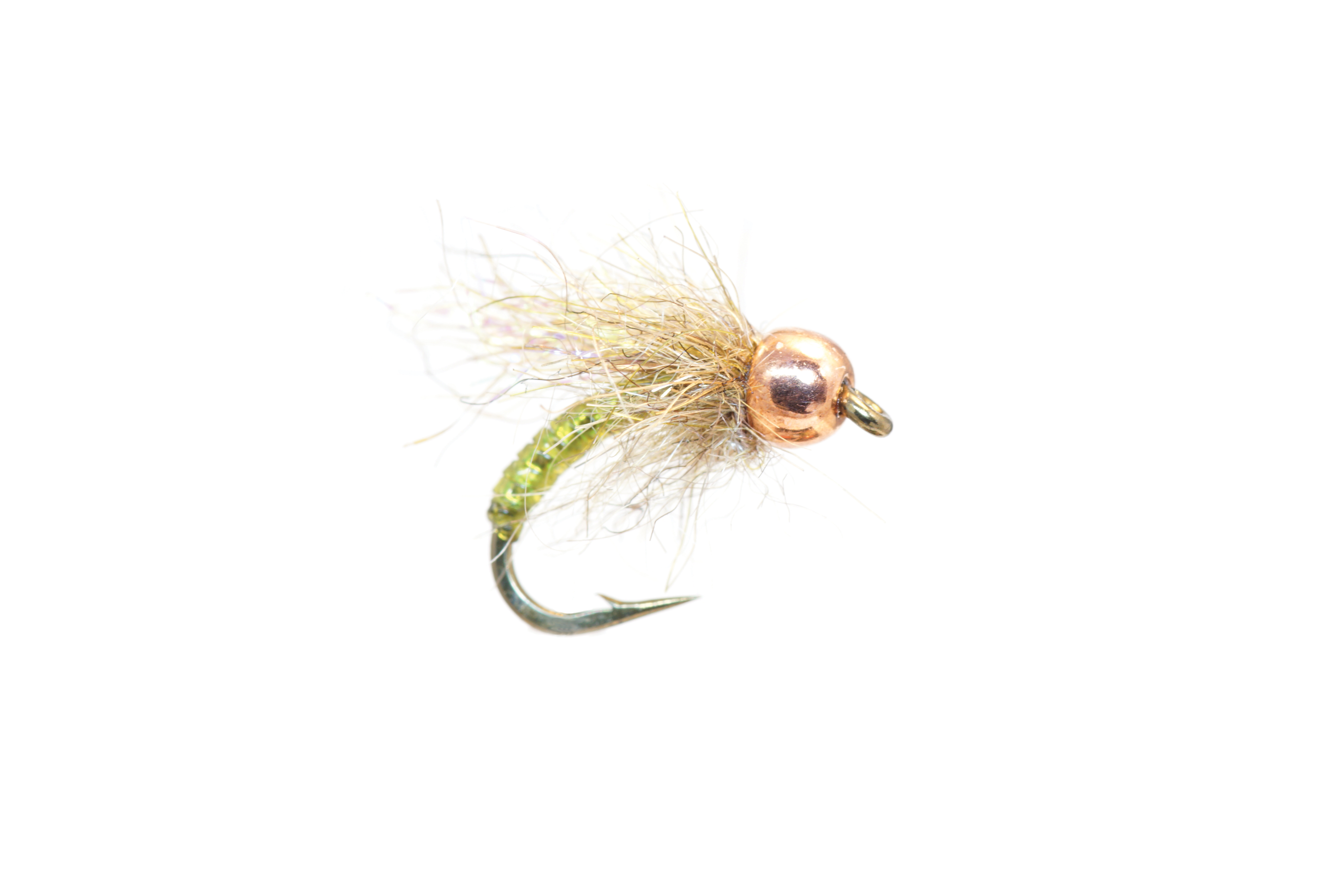 Ice Pupa Green