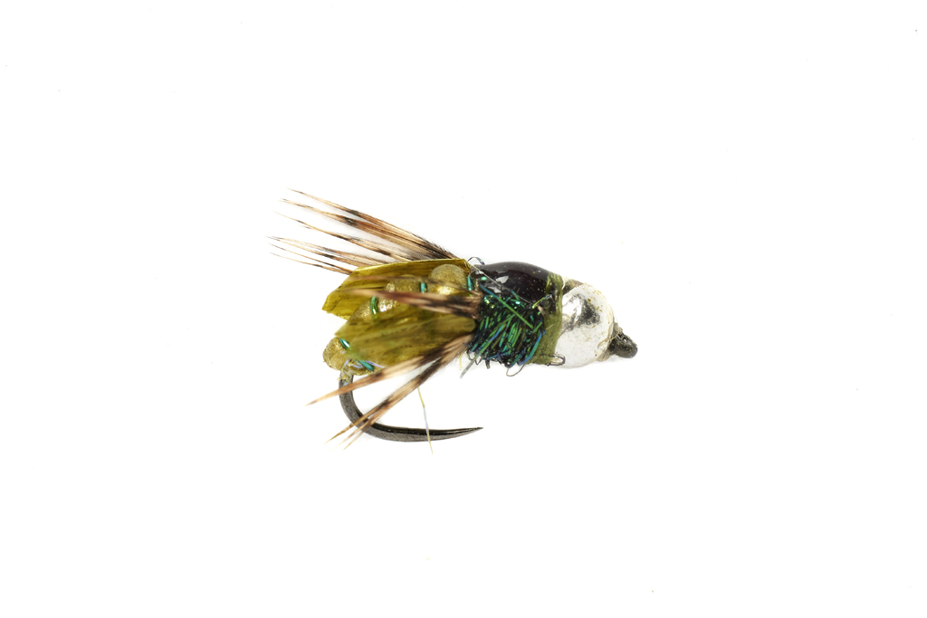 Newbury's Formula 2 Caddis Green