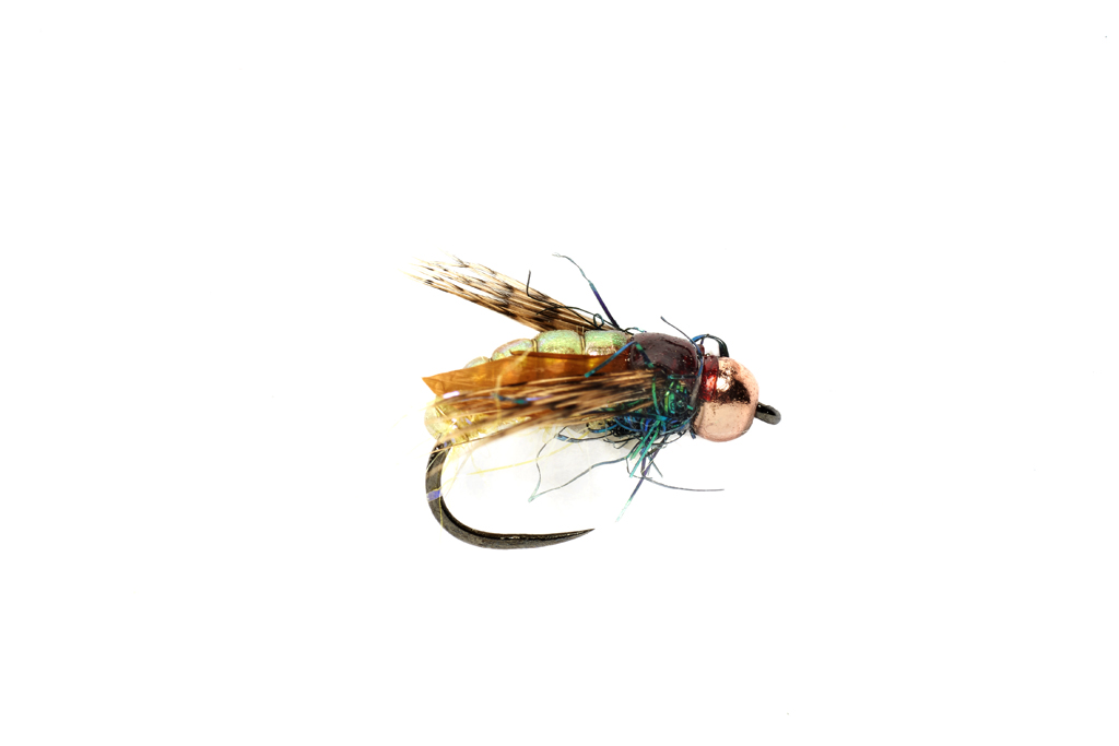 Newbury's Formula 2 Caddis Yellow