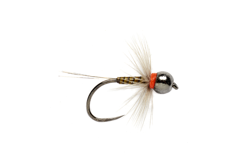 Jake's SH Perdigon Natural Barbless