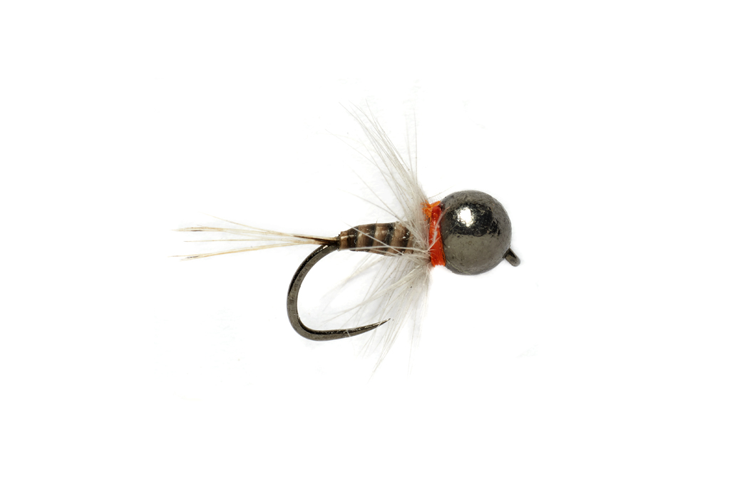 Tung Bomb Soft Hackle Perdigon Natural Barbless