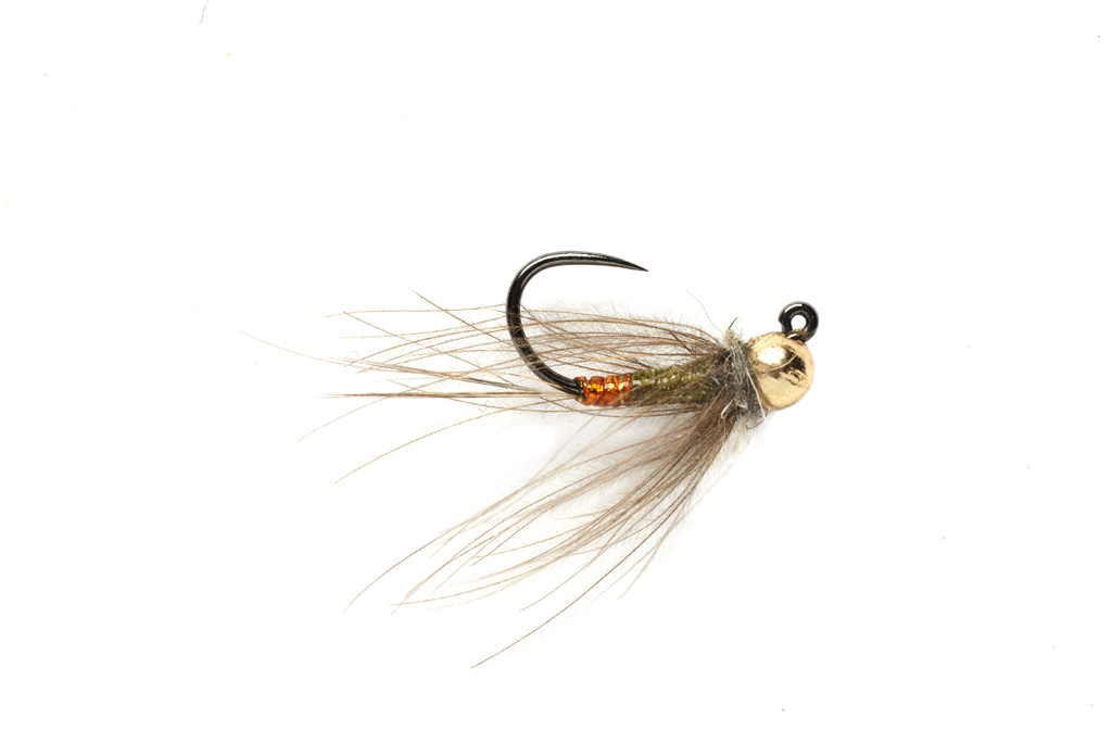 CdC France Fly Olive Barbless