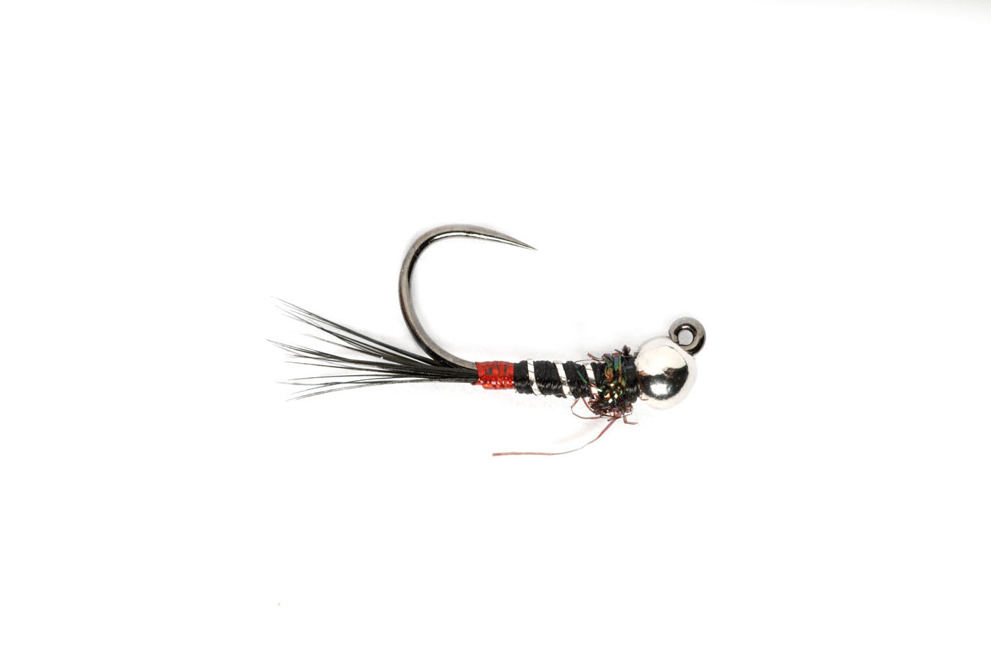 The French Nymph Jig Barbless
