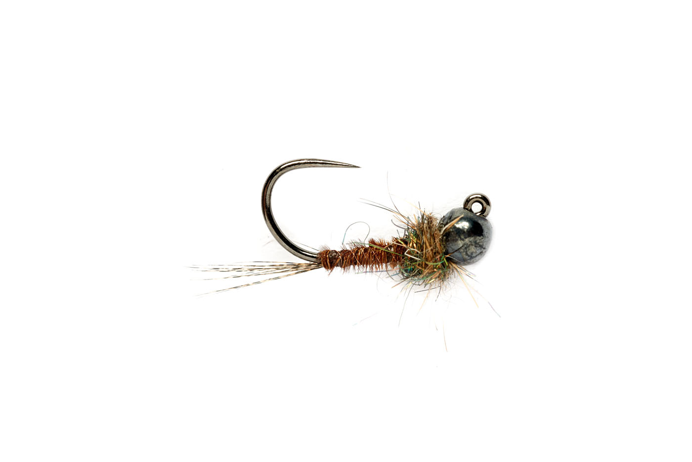 Pheasant Tail Natural Jig Barbless