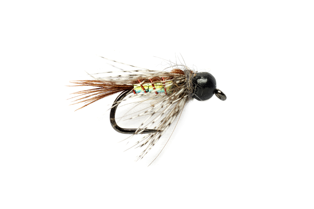 Tinsel Trout Stacker Opal Barbless