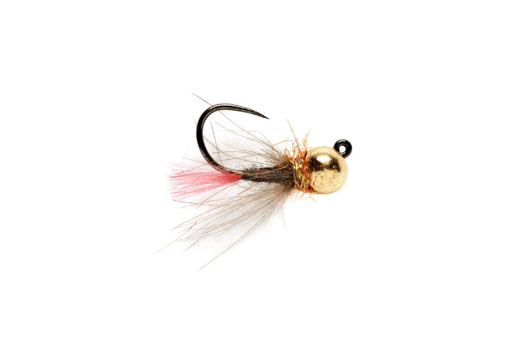 Roza's Red Tag Jig Barbless
