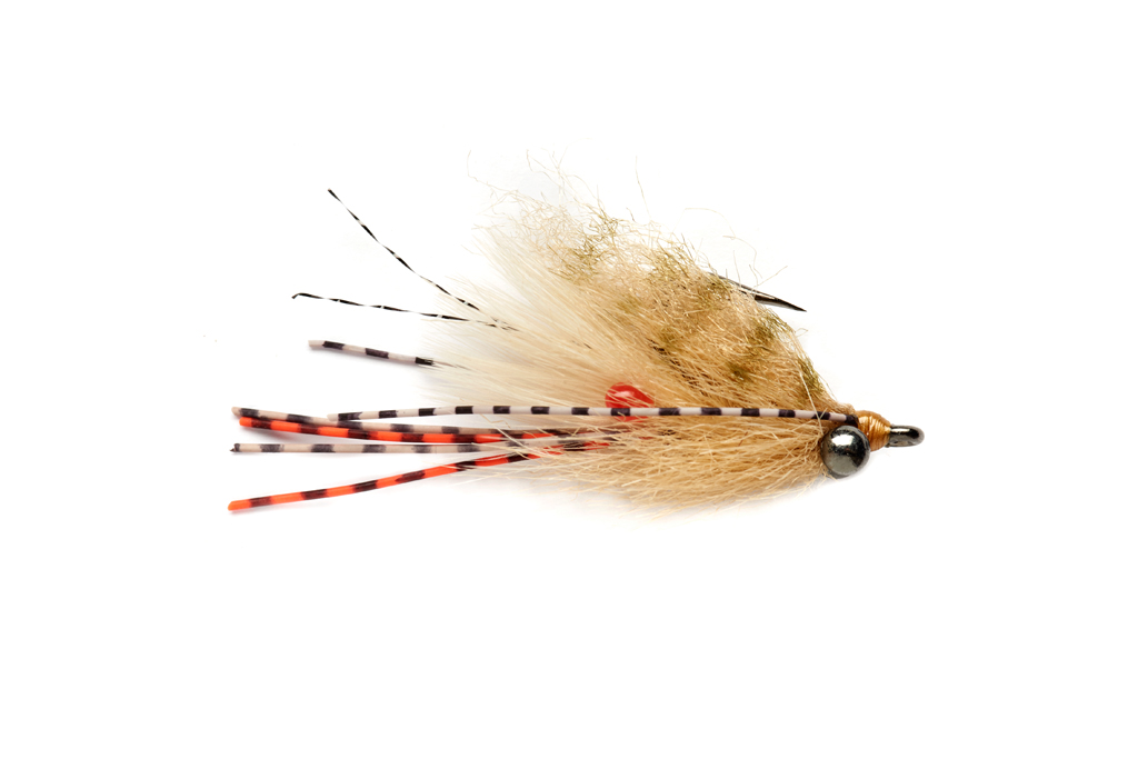 Beech's Itchy Trigger Light Brown & Tan