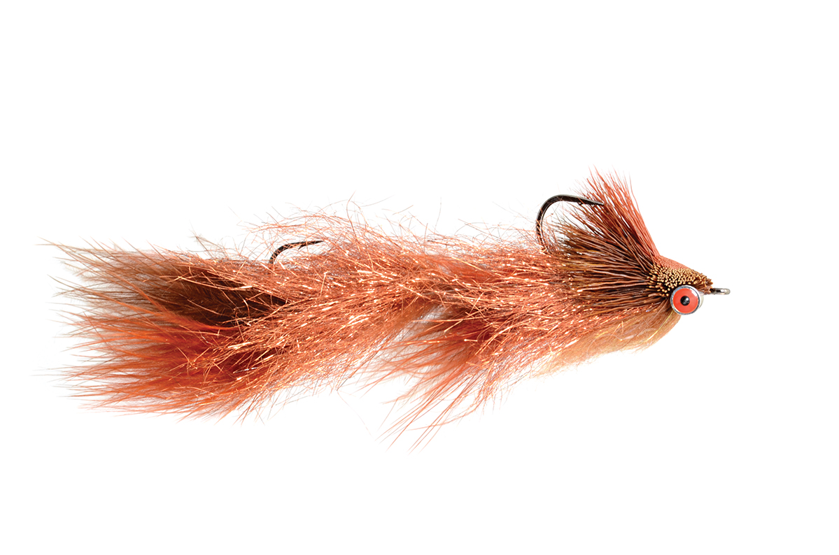 Articulated Trout Slider Copper