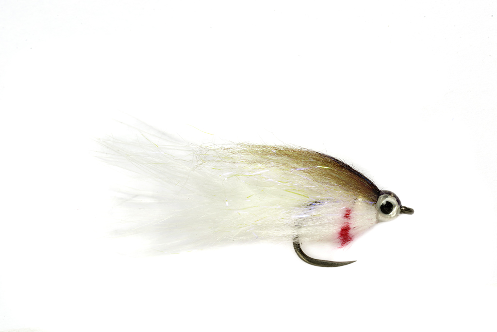 Baby Fat Minnow Olive & White