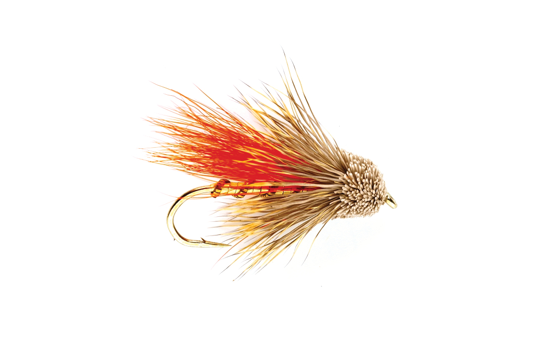 Muddler Minnow Orange