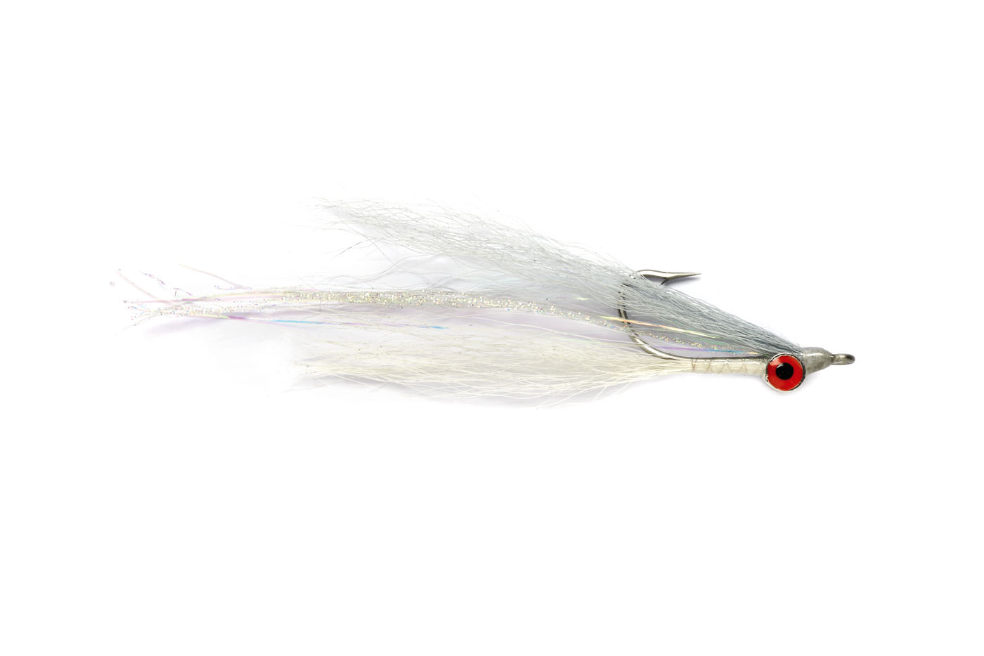 Deep Water Clouser Gray Ghost