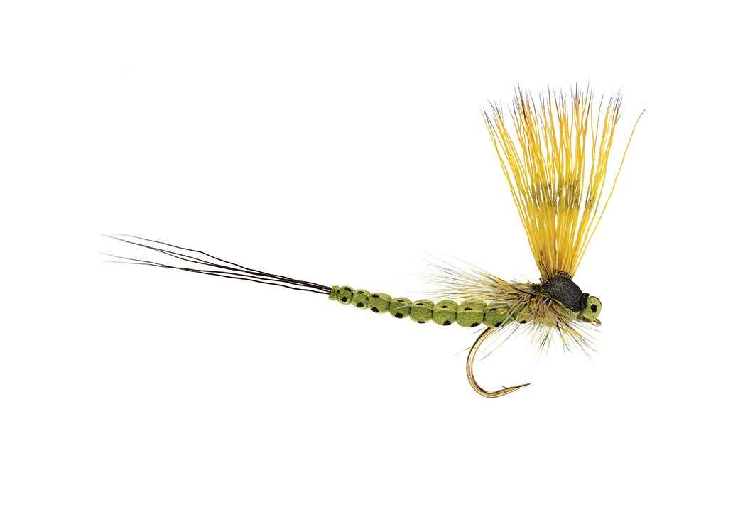 Mohican Mayfly Olive