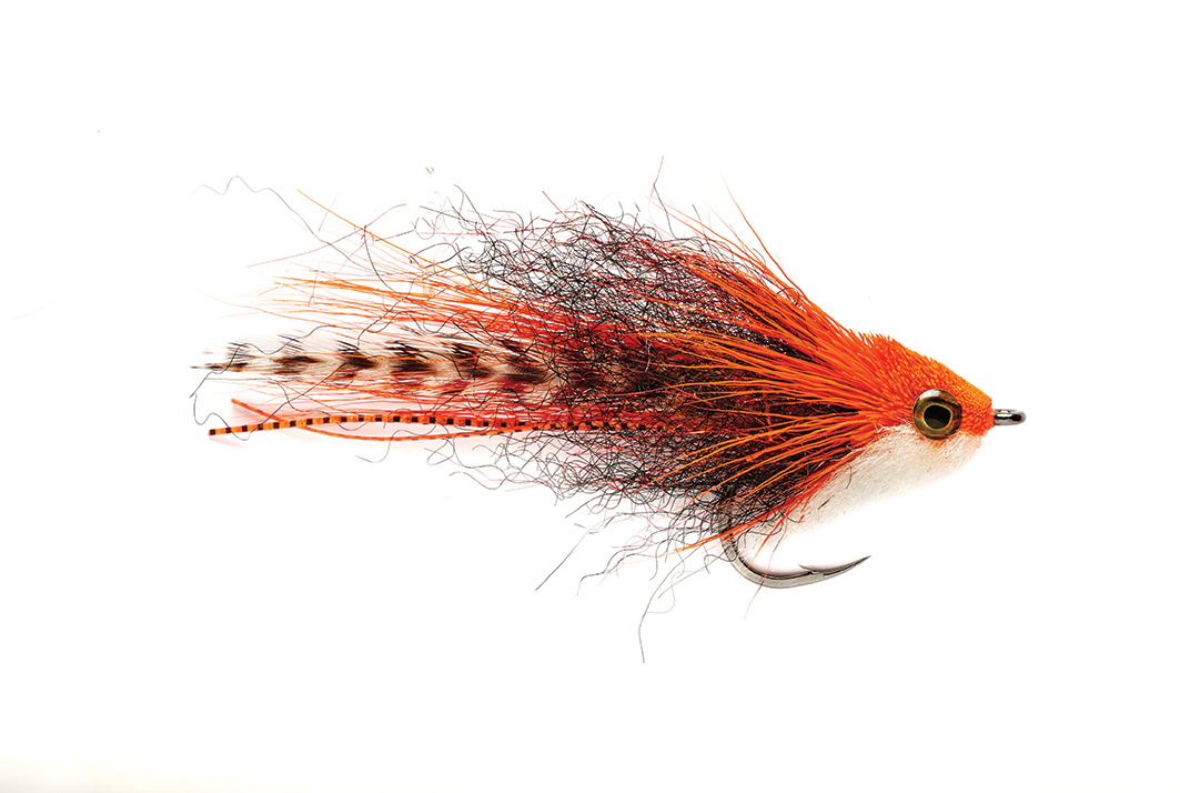 Half n Half Baitfish Burnt Orange