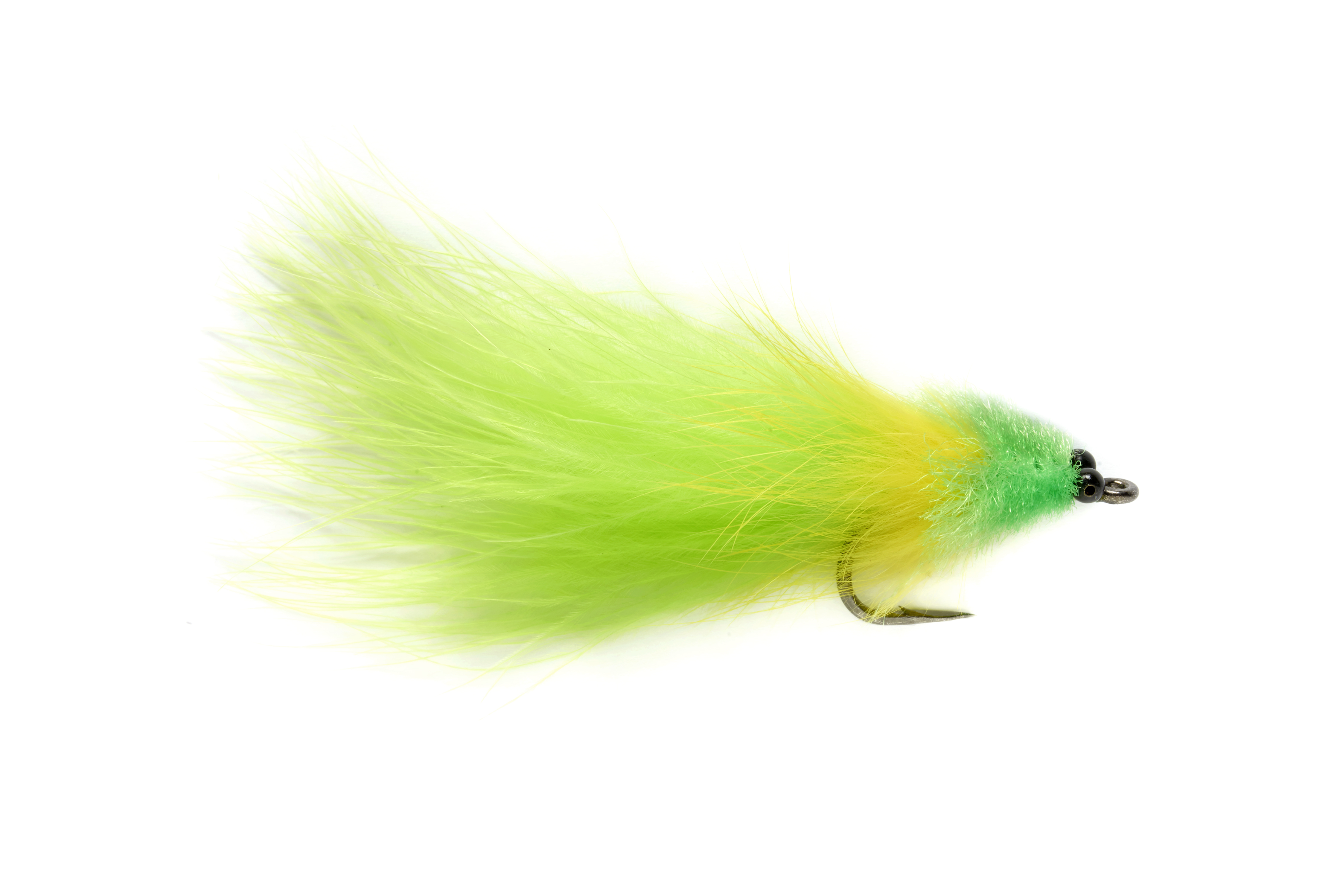 Millhouse Tarpon Toad Chartreuse