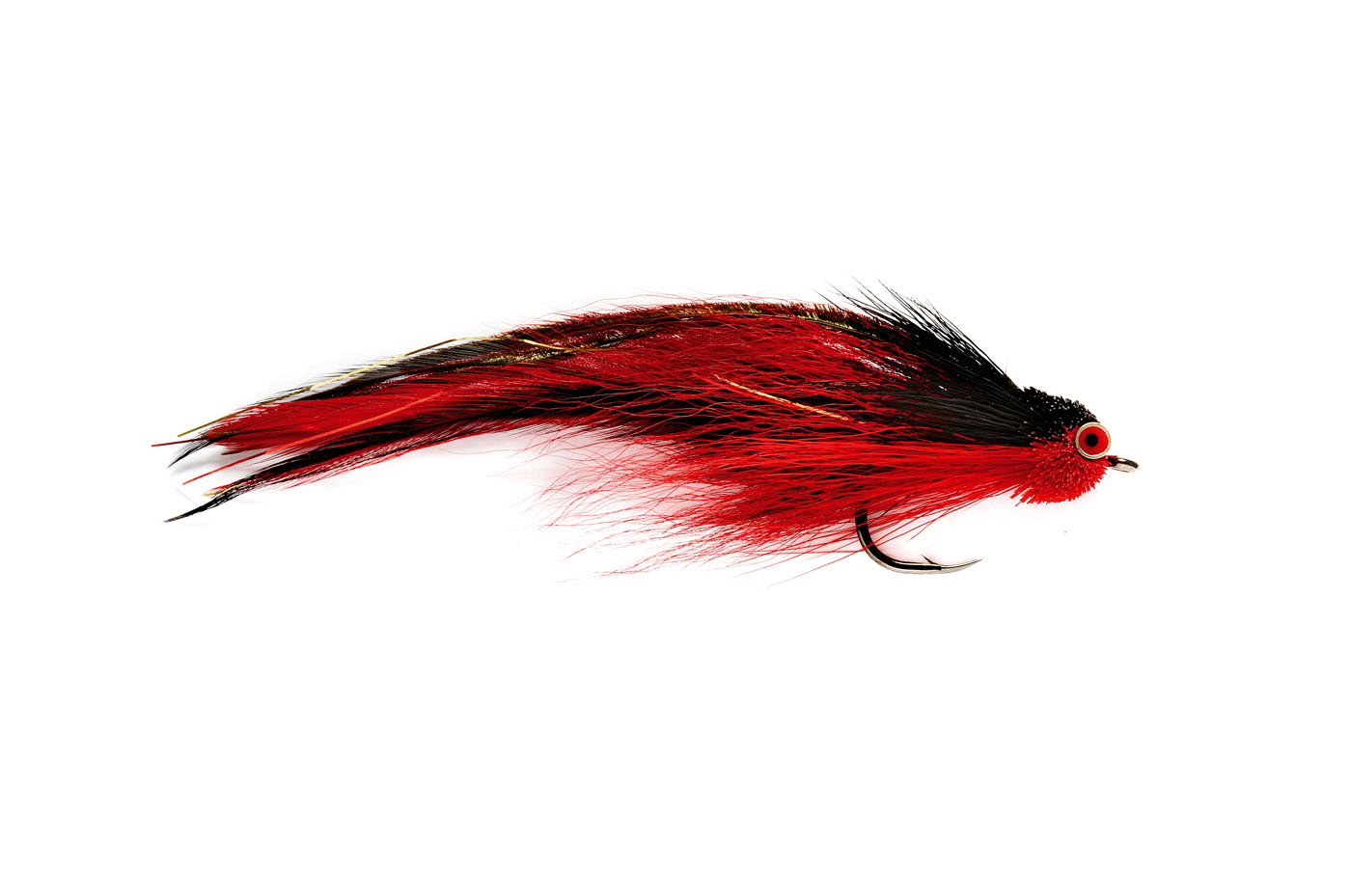 Predator Pounder Red & Black