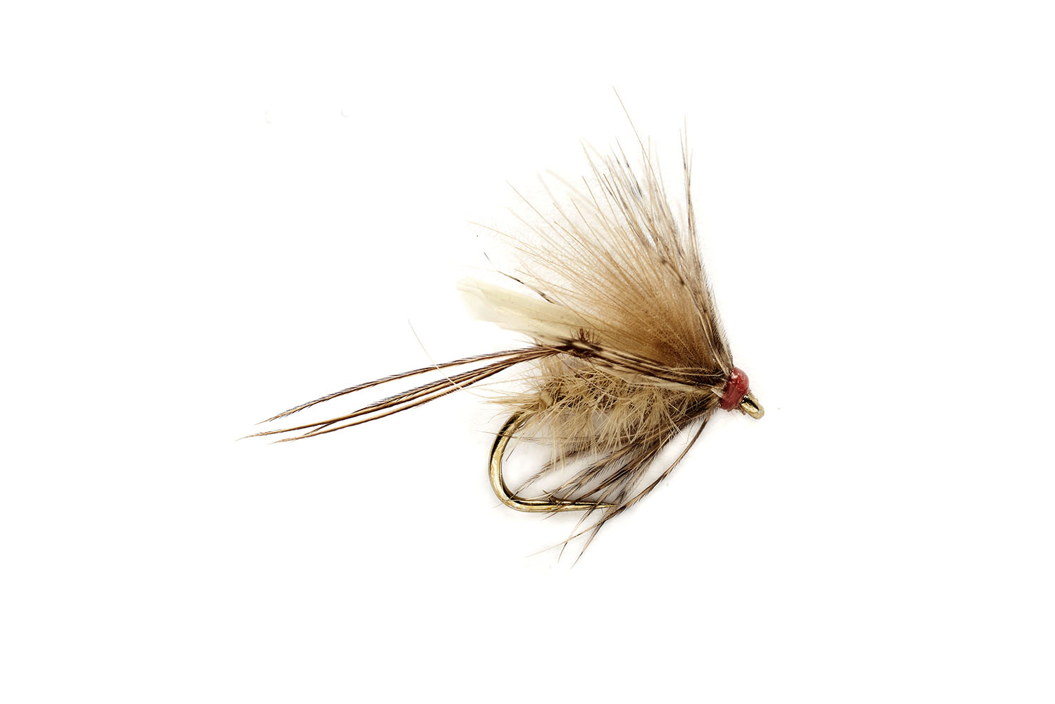 DW Hare's Ear Caddis Emerger