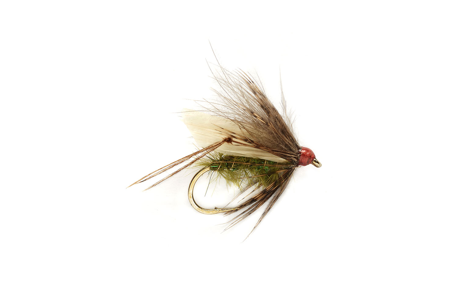 DW Olive Caddis Emerger