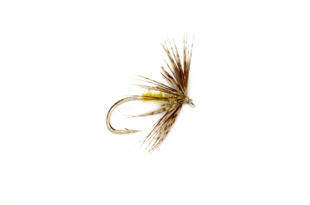 Sparkle Soft Hackle Yellow