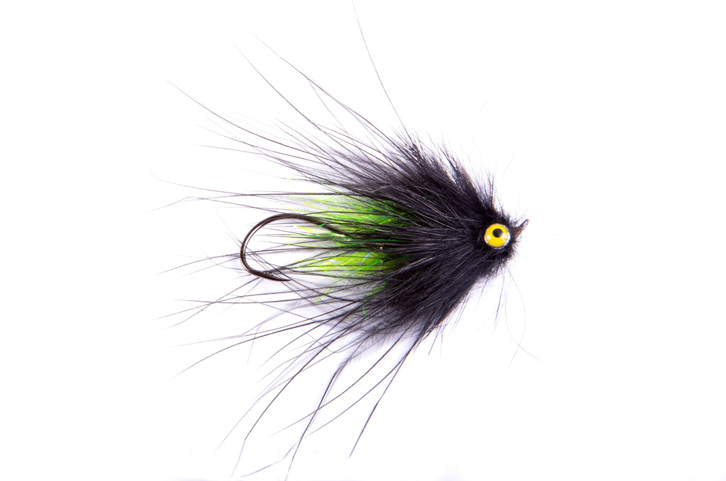 TFP Clearwater Intruder Black/Chartruese