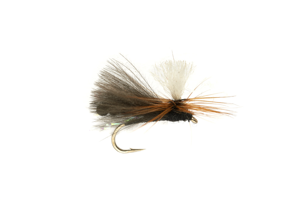 NBK Caddis Dry Black