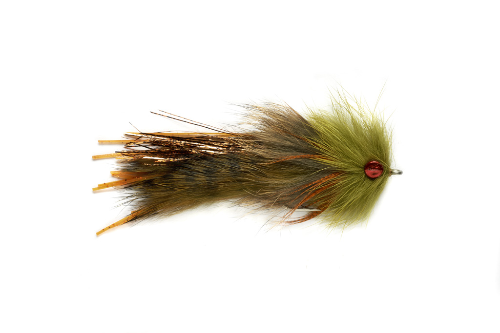 Schultzy's Single Fly Cray Olive