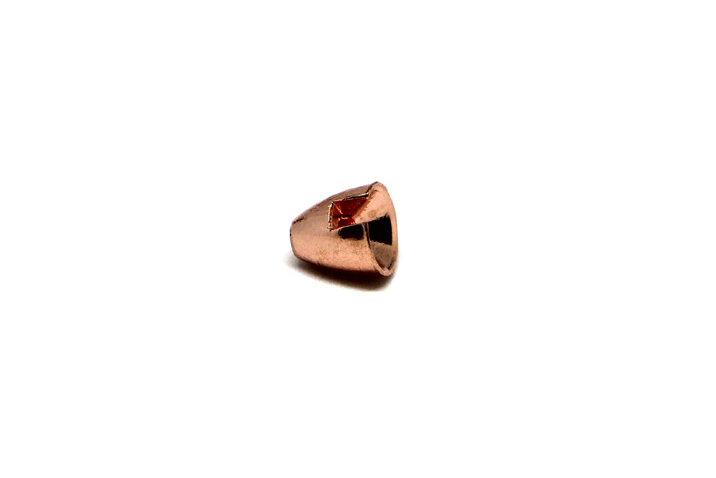 Slotted Tungsten Conehead Copper