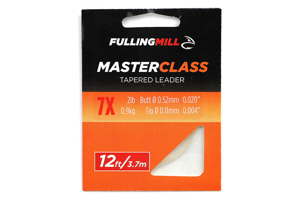 Masterclass Tapered Leaders 12ft