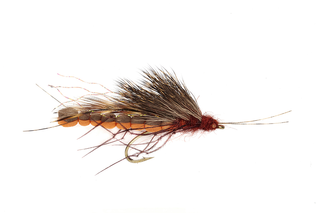McPhail Adult Salmon Fly
