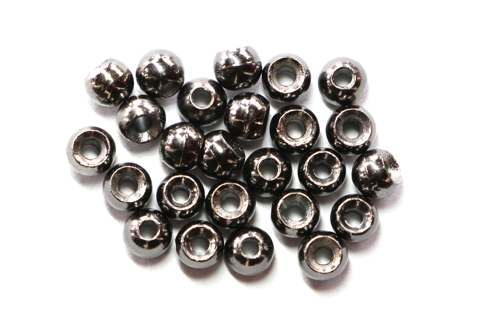 Black Tungsten Beads